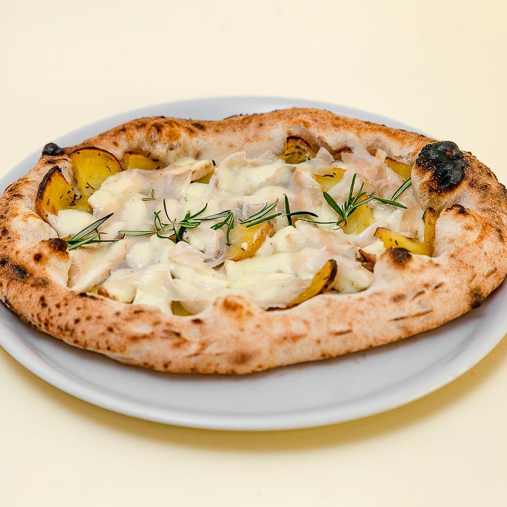Pizza Lardo